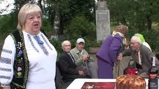 Gambar cover 30 років відкриття пам`ятника Шевченку в с Пнів .14. 07. 19.