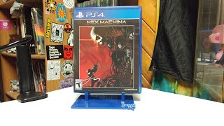 Nex Machina PS4 Limited Run Games Unboxing! (no commentary)