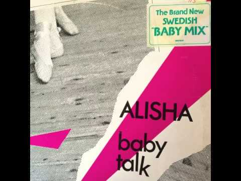 Alisha - Baby Talk (Baby Mix) 1986