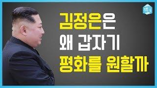 김정은은 왜 갑자기 평화를 원할까 | 북한, 김정은 파헤치기