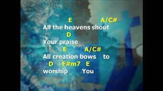 Beautiful Savior Planetshakers Chords Lyrics
