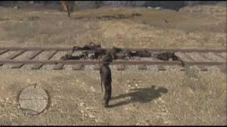 RDR : Red Dead Redemption - 8 Men 1 Train