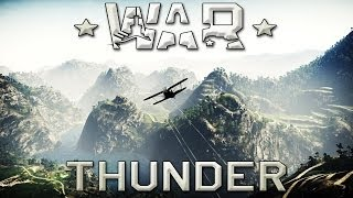 [PS4] War Thunder Gameplay | Part 1 - Tutorial/First Game [HD 1080P]