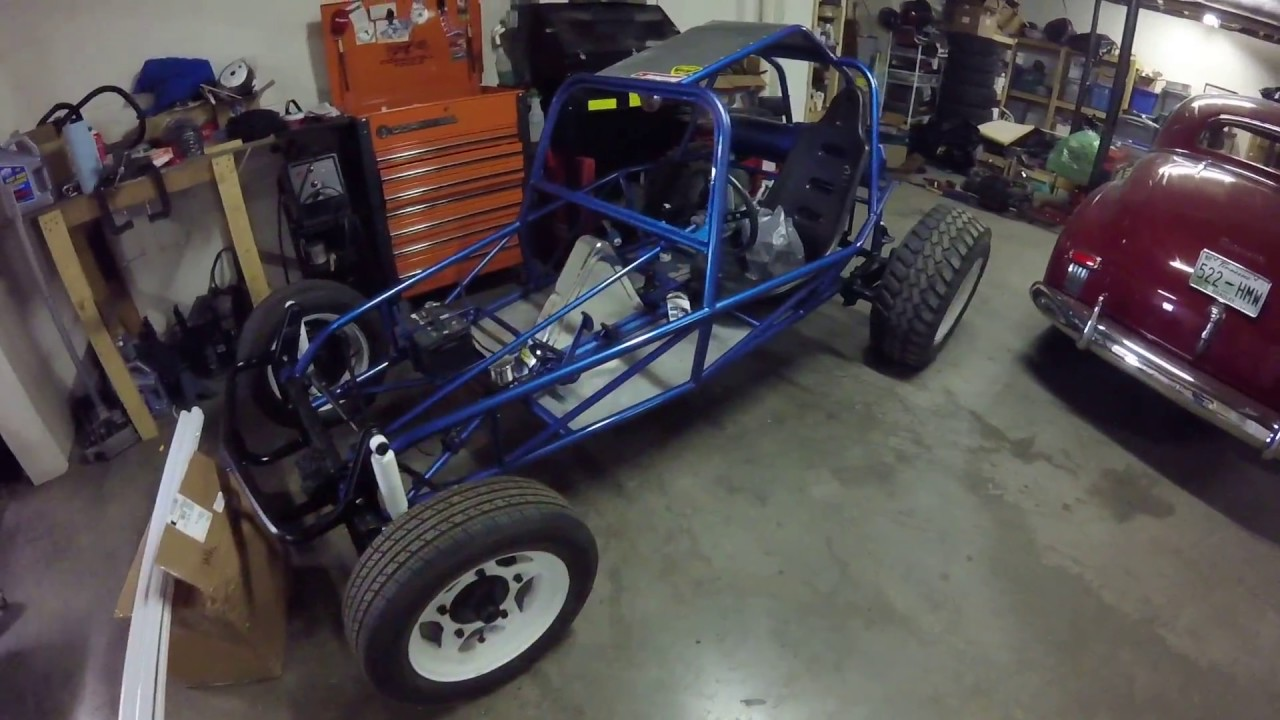 starting to wire up my sand rail rail buggy [ 1280 x 720 Pixel ]