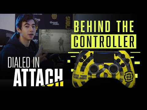How to SLAY with Tactical Flipped?   Dialed In: @Attach   Behind the Controller