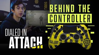 How to SLAY with Tactical Flipped? | Dialed In: @Attach | Behind the Controller