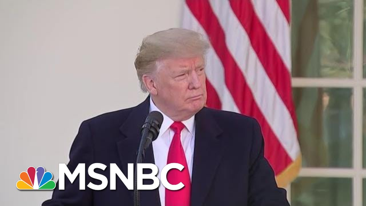 Download President Trump Caves On Shutdown As Robert Mueller Indicts Roger Stone | The Last Word | MSNBC