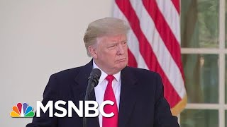 President Trump Caves On Shutdown As Robert Mueller Indicts Roger Stone | The Last Word | MSNBC