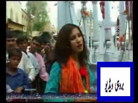 YAALI YAALI   DHAMAAL   ALBUM  FARZANA PARVEEN   FROM BROHI VIDEO HD  2012