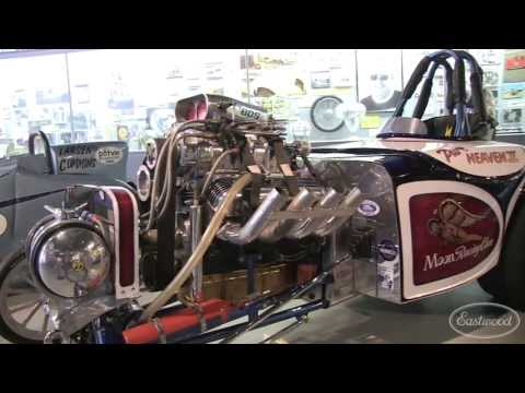NHRA Wally Parks Drag Racing Museum at Pomona - Eastwood