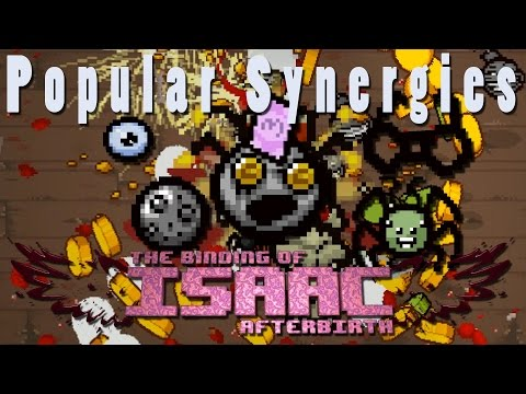 The Binding of Isaac Afterbirth   Greedy King   Popular Synergies!