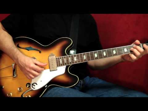 Honky Tonk Women - The Rolling Stones - Guitar