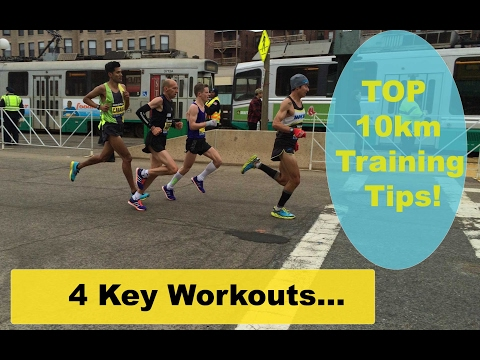 HOW TO RUN A SUB 45-MIN 10km! | Training Tips and 4 Essential Workouts