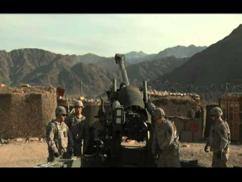 M198 155mm Towed Howitzer Live Fire