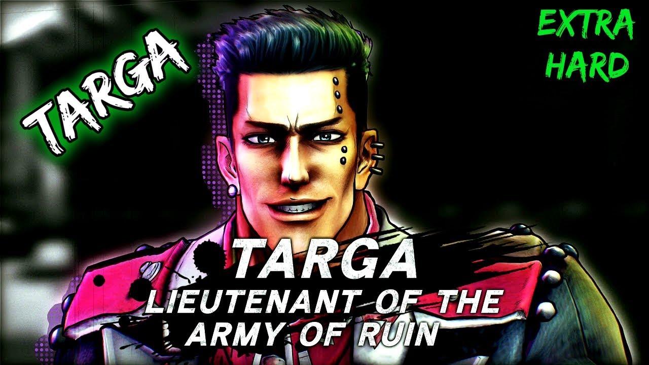 Targa Fist Of The North Star