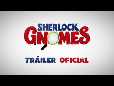 SHERLOCK GNOMES | Tráiler oficial (HD)