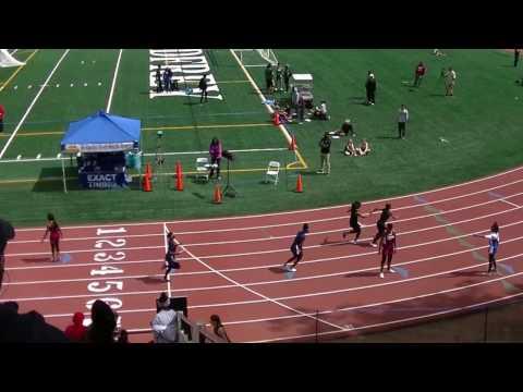 Chamblee Middle School Girls 1:59.81s 800m Medley Prelim 2 Dekalb County Championship 2017