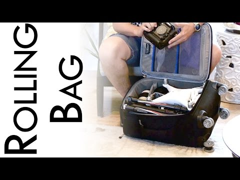 Think Tank Roller Derby Review (Camera Bag for Airports)