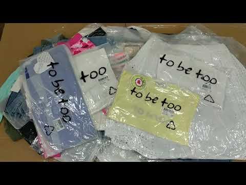 Детская одежда оптом To Be Too, Ovs, Crane сток 18,5 €/кг лот #199