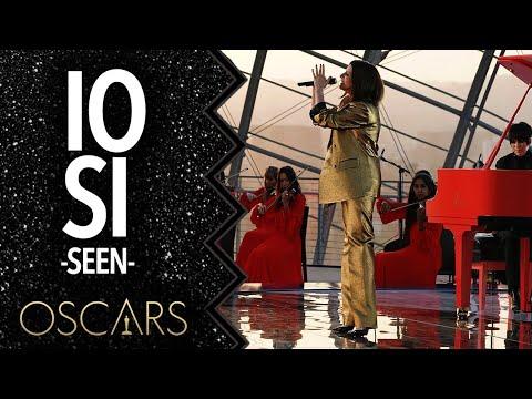 Laura Pausini y Diane Warren - Io Sì/Seen (OSCARS 2021)