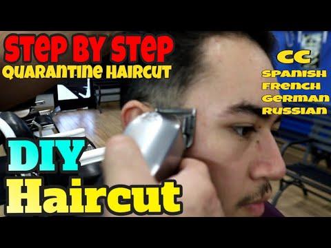 DIY Haircut - The Best Self-haircut Tutorial 2020 | How To Cut / Easy Tutorial  For Beginners