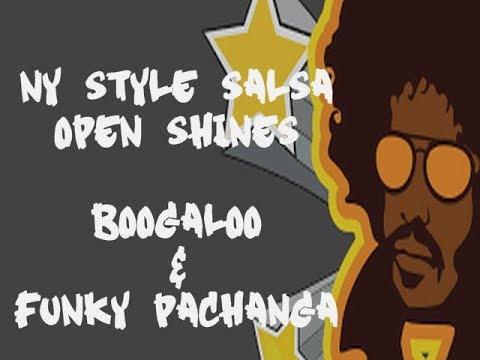 NY OPEN SHINES WITH BOOGALOO & PACHANGA by alberto bonanni