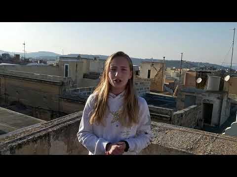 GLOBE Malta student Hannah Vella