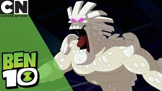 Ben 10 | Stop Making Candy! | Cartoon Network UK 🇬🇧