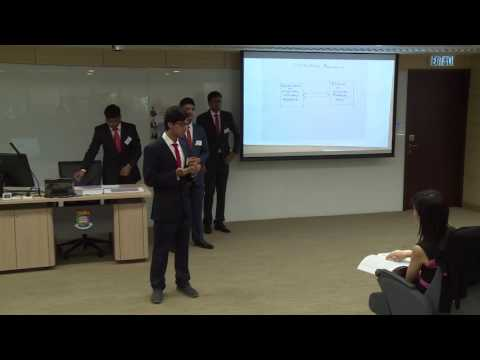 2016 Round 2 F2 HSBC/HKU Asia Pacific Business Case Competition