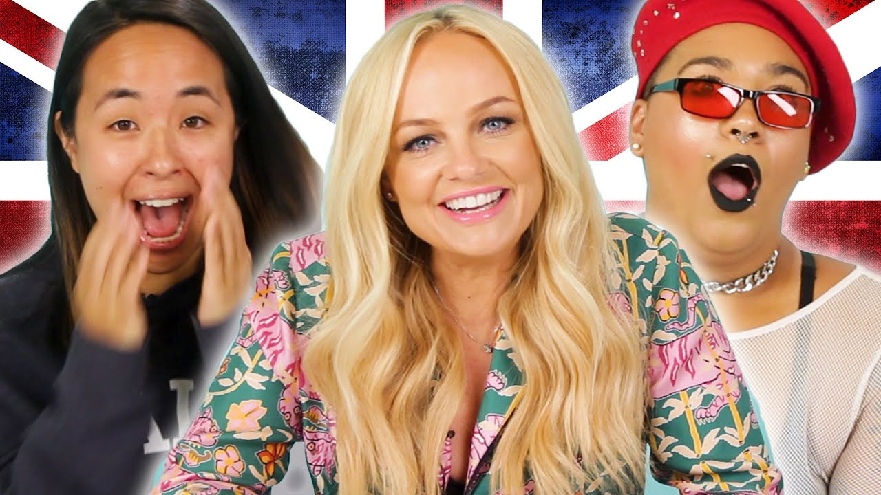 78d1df1dc348 Spice Girls Fans Get Surprised By Baby Spice - YouTube