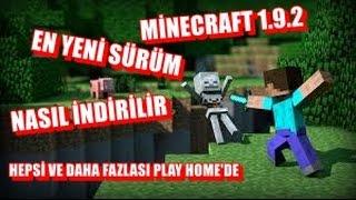 Minecraft 1.9.2 En Güncel Sürümü ( Play Home )