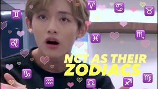 NCT As Their Zodicas | ot23