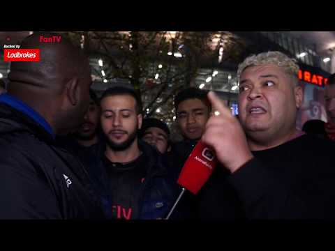 Arsenal 1 Man Utd 3 | I'm Hurting, I'm Hurting!!! (Heavy D)