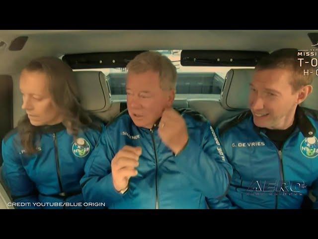 Airborne 10.14.21: Captain Kirk In Space!, Sumwalt Honored, FAA v Motorgliders