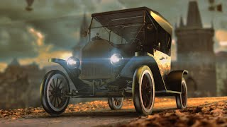 A Ride In An Automobile - Steampunk Orchestral Music