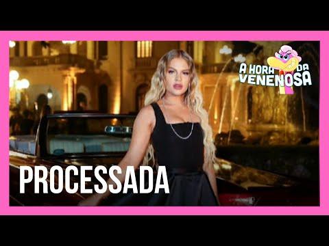 Luísa Sonza é acusada de racismo durante festival gastronômico