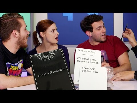 Game of Phones - SourceFed Plays!