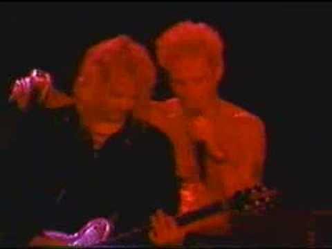 Billy Idol- Rebel Yell Live