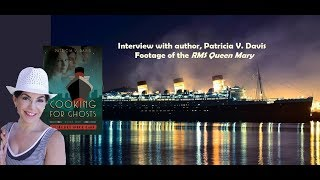 COOKING FOR GHOSTS: Author Interview