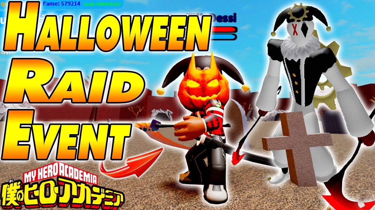 Youtube Roblox Halloween Events New Halloween Event Boku No Roblox Remastered Youtube