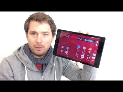 Sony Xperia Z3 Tablet Compact (recenzia)