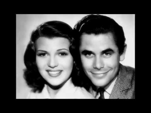 "Rita Hayworth and Glenn Ford: ""Made for each other"""