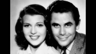 """Rita Hayworth and Glenn Ford: """"Made for each other"""""""