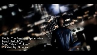 The Amazing Spider-Man: Switchfoot -