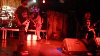 Acid Drinkers - Masterhood Of Hearts Devouring / Yahoo (Live 28.03.2010 r. @ Słowianin, Szczecin)