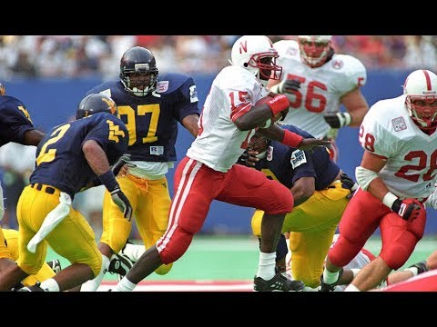 1994 Kickoff Classic #4 Nebraska vs #24 West Virginia No Huddle