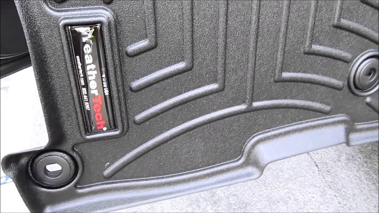 2013 2014 2015 Honda Accord Weathertech DigiFit Floor
