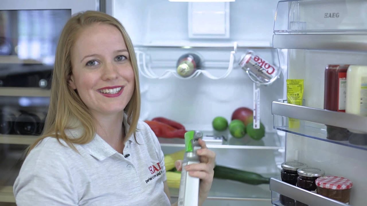 Kühlschrankreiniger : So bleibt ihr kühlschrank sauber mit dem aeg kühlschrankreiniger