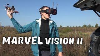 Вам монитор или шлем? ... Держите 2 в 1 ... Видеошлем MARVEL Vision II