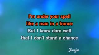 Karaoke Unchain My Heart Ray Charles
